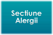 sectiune alergii