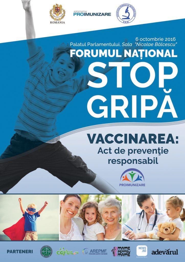 Forum Stop Gripa_6 octombrie 2016