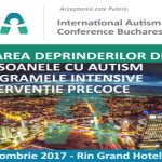 IACB 2017, un eveniment despre provocarile in autism