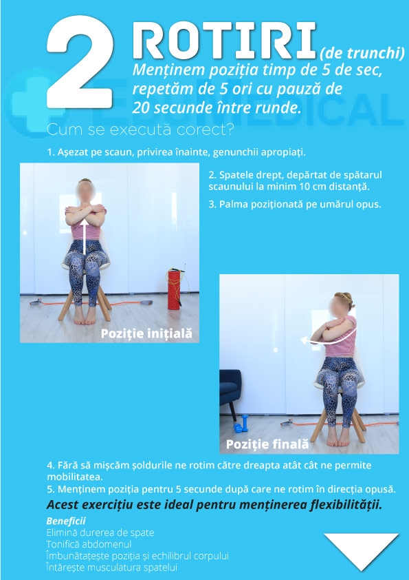 4 tipuri de exerciții pentru vârsta a treia - Doza de Sănătate