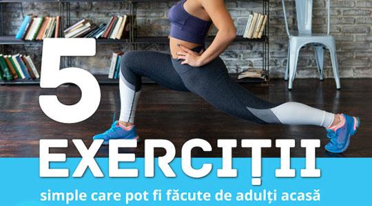 7 dintre cele mai eficiente exercitii fizice