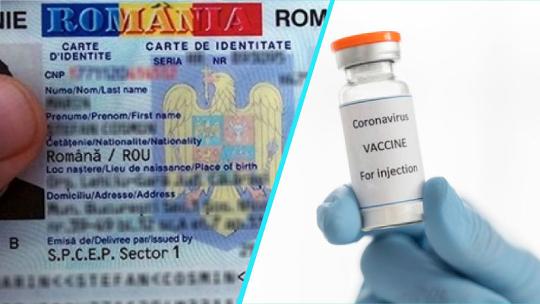 Se vor putea vaccina anti-Covid inclusiv persoanele care nu au acte