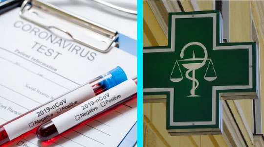 Farmaciile ar putea deveni centre de testare si vaccinare anti-Covid