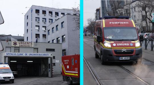 Spitalele care vor asigura asistenta medicala de urgenta in perioada 30 aprilie – 3 mai, in Capitala
