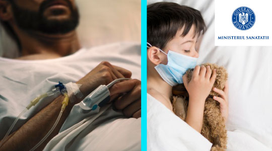 Parintii cu Covid-19 vor putea fi tratati in sectiile de pediatrie, odata cu copiii lor